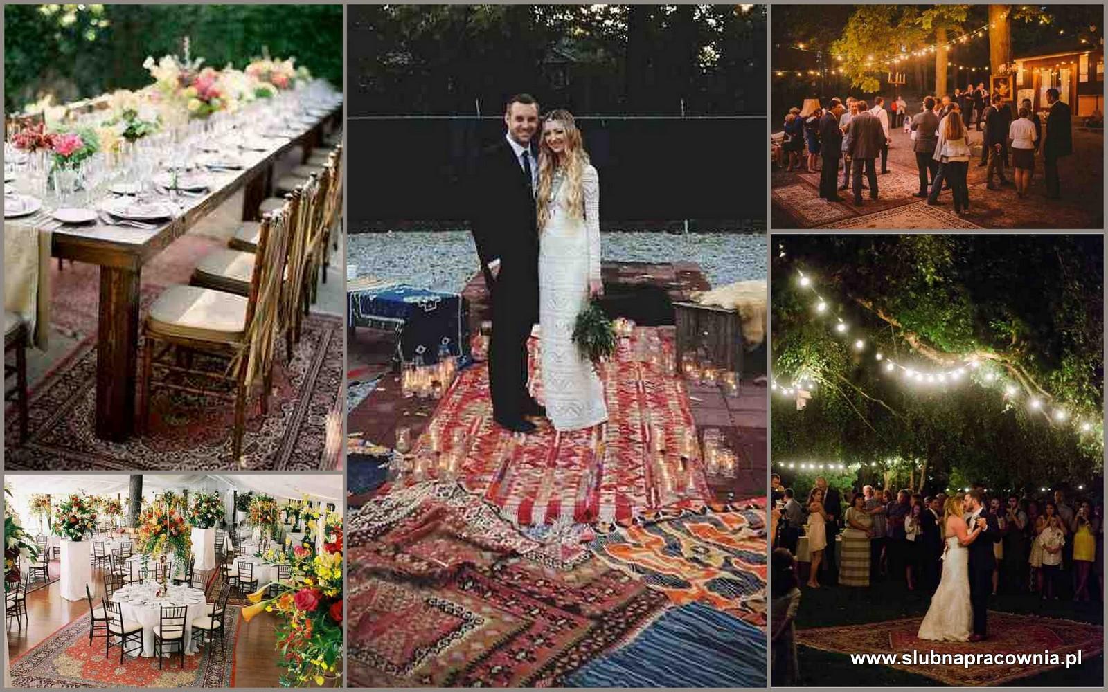 dywany perski wesele
