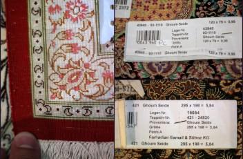 dywan luksusowy