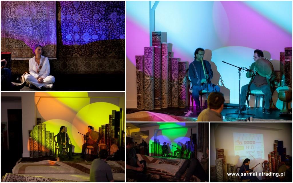 koncert muzyki irańskiej