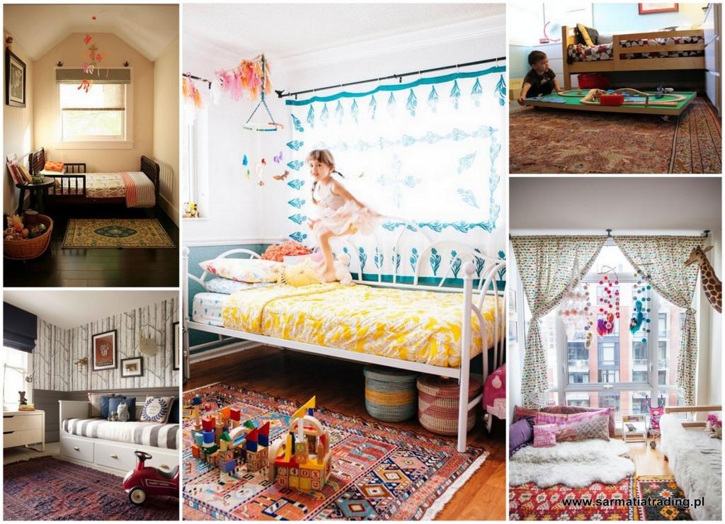 pokój dziecięcy dywan