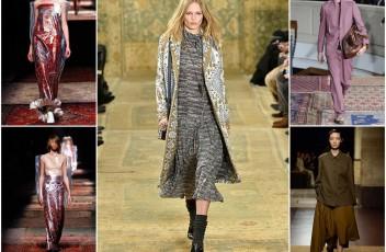 dywany perskie pokaz mody
