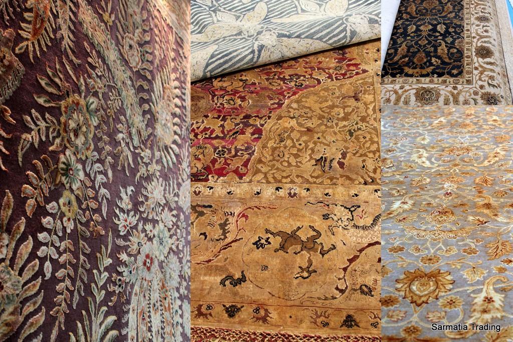 Dywany indyjskie