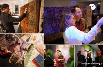 dywany perskie salon
