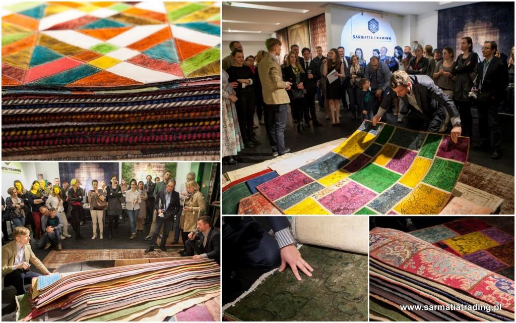 dywany prezentacja