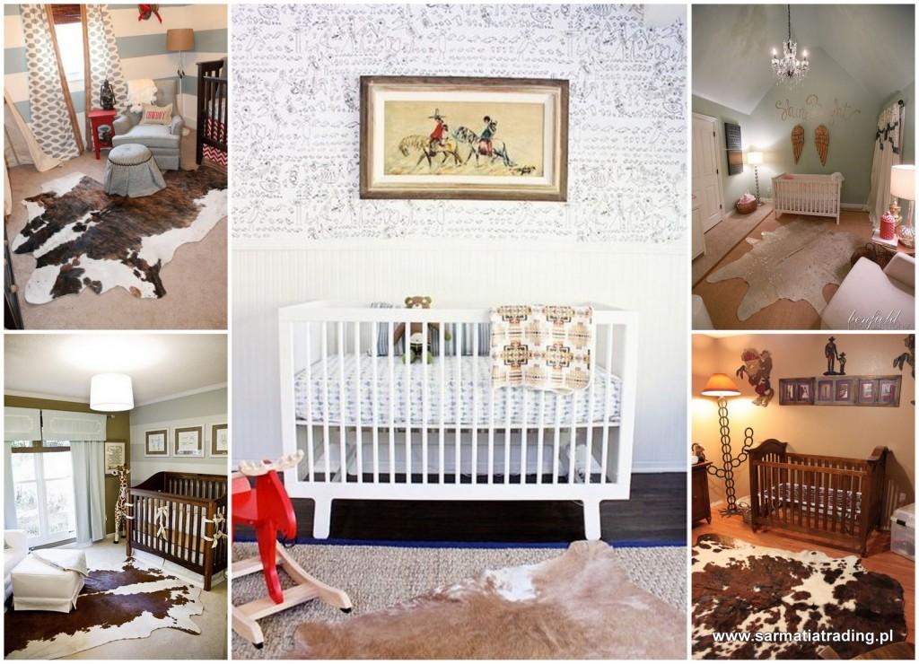 skóry pokój dziecięcy