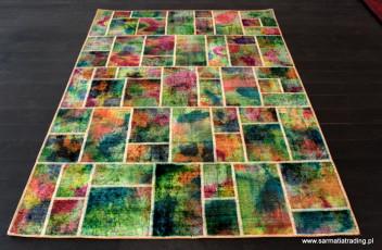 Patchwork- Iran-Neon-Fullcolour-170-x240cm
