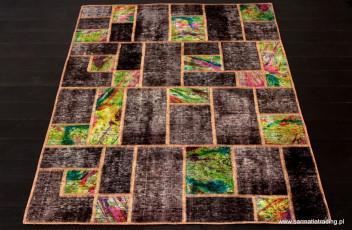 Patchwork-NeonGray-170x240cm