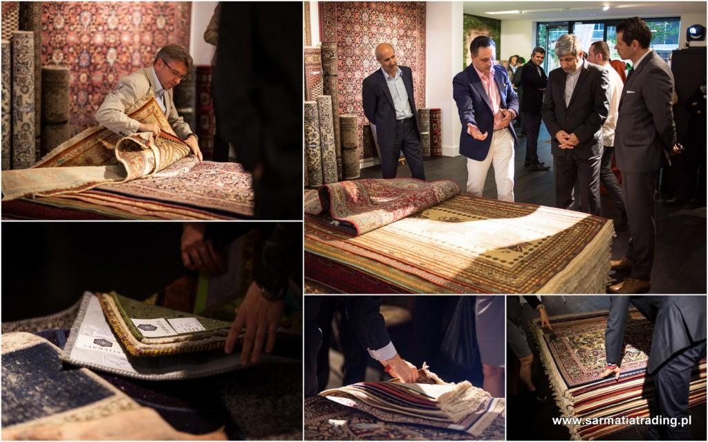 dywany perskie kolekcja Sarmatia