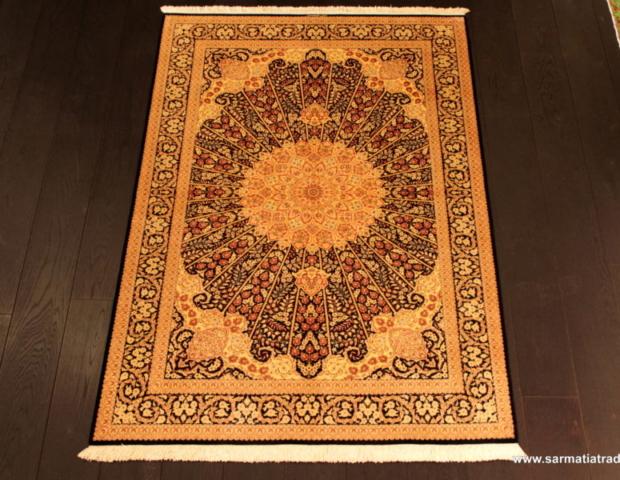 perski dywan, luksusowy dywan jedwabny