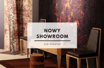nowy showroom