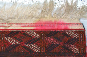 1-Turkoman-Rug-Before-Cleaning